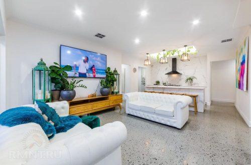 Тенденции ремонта дома - декоративные бетонные полы