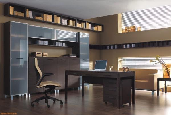 Дизайн умного домашнего офиса для более высоких результатов